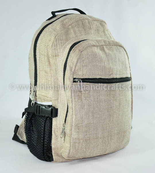 Hemp Backpack & Rucksack