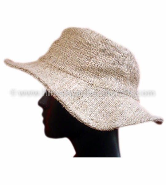 Safari Hemp hats