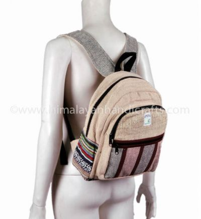 Multi Pocket Comfortable eco-friendly bag and backpack HBBH 0102