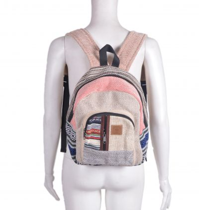 Aztec and Gheri Print small and medium Bag and backpack 0108