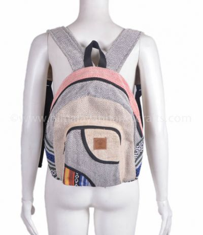Unisex Aztec and gheri Pattern  bag and backpack HBBH 0110
